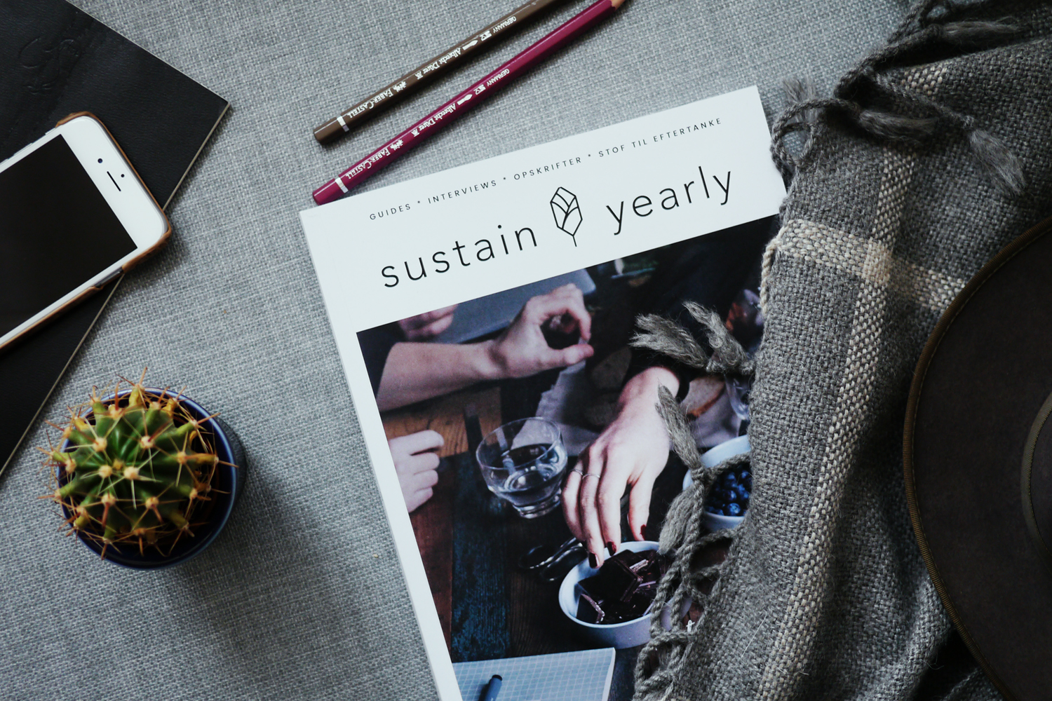 Sustain Yearly 3 Sustain Daily
